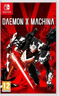 Диск Daemon X Machina - Day One Edition [NSwitch]