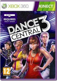 Диск Dance Central 3 (Б/У) [X360, Kinect]