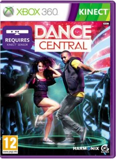 Диск Dance Central (Б/У) [X360, Kinect]