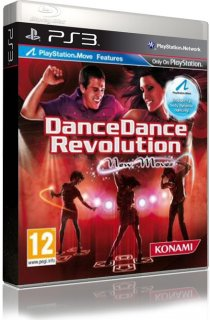 Диск Dance Dance Revolution New Moves + Dance Mat [PS3, PS Move]
