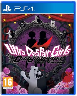 Диск Danganronpa: Another Episode: Ultra Despair Girls [PS4]