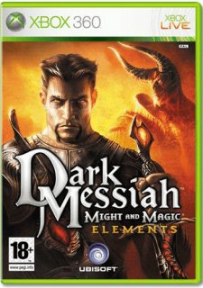Диск Dark Messiah of Might and Magic: Elements [X360]