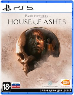 Диск Dark Pictures: House of Ashes [PS5]