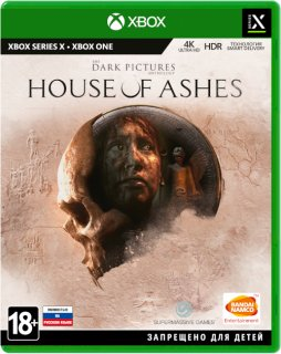 Диск Dark Pictures: House of Ashes [Xbox]