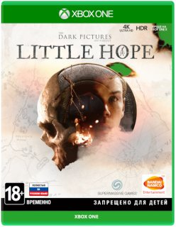 Диск Dark Pictures: Little Hope [Xbox One]