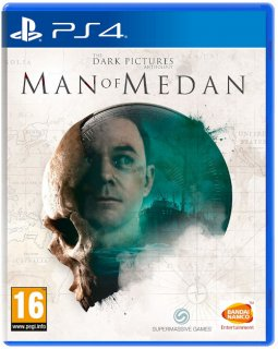 Диск Dark Pictures: Man of Medan (англ. версия) [PS4]
