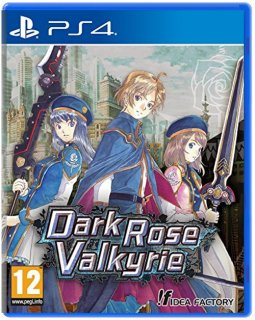 Диск Dark Rose Valkyrie (Б/У) [PS4]