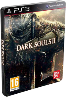 Диск Dark Souls 2 - Black Armour Edition (Б/У) [PS3]