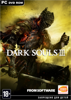 Диск Dark Souls 3 [PC]