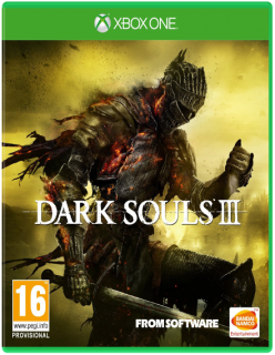 Диск Dark Souls 3 [Xbox One]