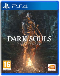 Диск Dark Souls: Remastered [PS4]