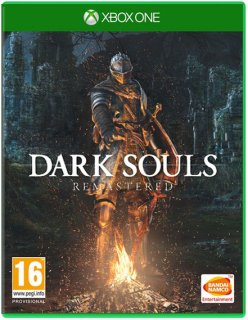 Диск Dark Souls: Remastered (Б/У) [Xbox One]