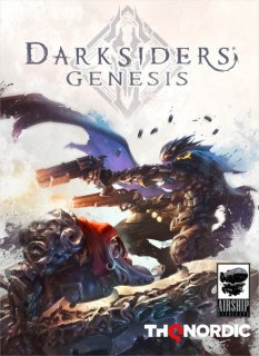 Диск Darksiders: Genesis [PC]