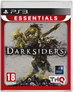 Диск Darksiders [PS3]