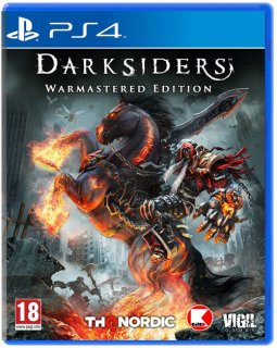 Диск Darksiders - Warmastered Edition (Б/У) [PS4]