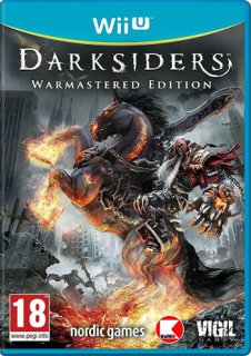 Диск Darksiders - Warmastered Edition [Wii U]