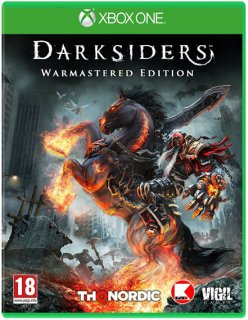 Диск Darksiders - Warmastered Edition [Xbox One]