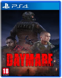 Диск Daymare: 1998 [PS4]