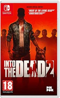 Диск Into the Dead 2 [NSwitch]