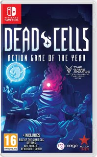Диск Dead Cells - Action Game of the Year (US) [NSwitch]