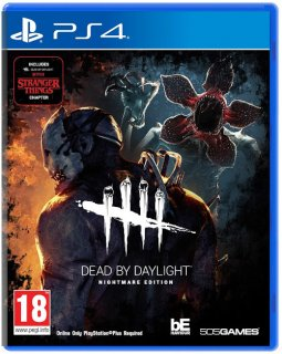 Диск Dead by Daylight - Nighmare Edition [PS4]