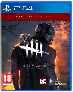 Диск Dead by Daylight - Special Edition [PS4]