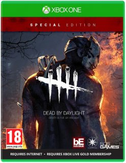 Диск Dead by Daylight - Special Edition [Xbox One]