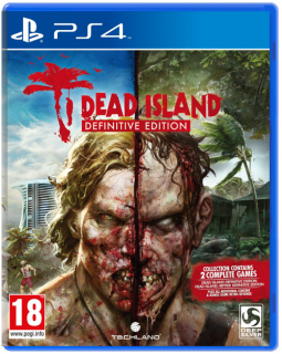Диск Dead Island: Definitive Collection [PS4]