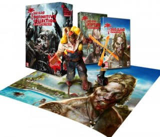 Диск Dead Island: Definitive Collection: Slaughter Pack [PC]