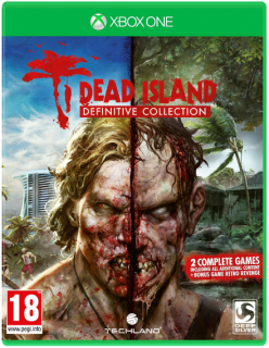 Диск Dead Island: Definitive Collection [Xbox One]