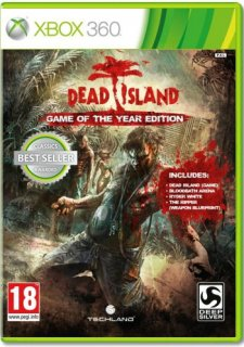 Диск Dead Island Game of The Year [X360]