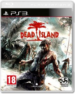 Диск Dead Island [PS3]