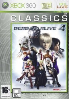 Диск Dead or Alive 4 [X360]