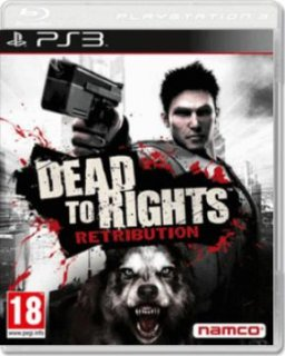 Диск Dead to Rights: Retribution [PS3]