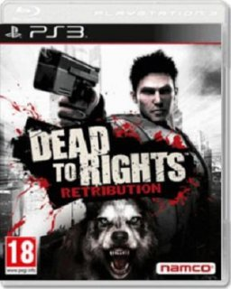 Диск Dead to Rights: Retribution (Б/У) [PS3]