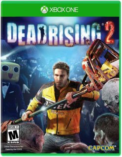 Диск Dead Rising 2 HD [Xbox One]