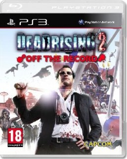 Диск Dead Rising 2: Off the Record [PS3]