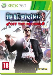 Диск Dead Rising 2: Off the Record (Б/У) [X360]
