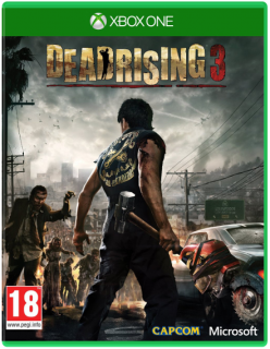 Диск Dead Rising 3 [Xbox One]