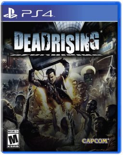 Диск Dead Rising (US) [PS4]
