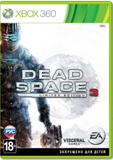 Диск Dead Space 3 Limited Edition [X360]
