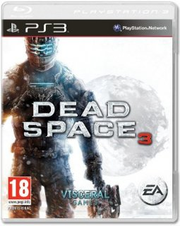 Диск Dead Space 3 [PS3]
