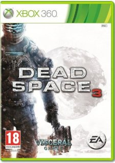 Диск Dead Space 3 [X360]