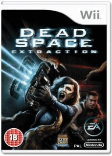 Диск Dead Space Extraction [Wii]