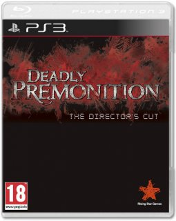 Диск Deadly Premonition: The Director's Cut [PS3]