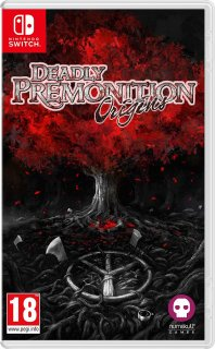 Диск Deadly Premonition: Origins [NSwitch]
