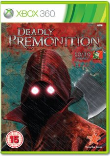 Диск Deadly Premonition (Б/У) [X360]