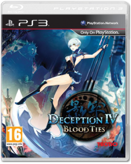 Диск Deception IV: Blood Ties [PS3]