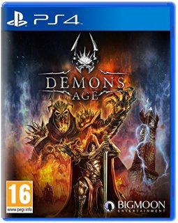Диск Demons Age [PS4]
