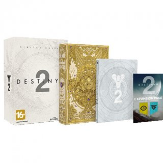 Диск Destiny 2 - Limited Edition [PS4]